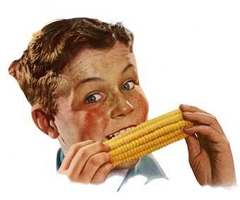 Corn-Eating