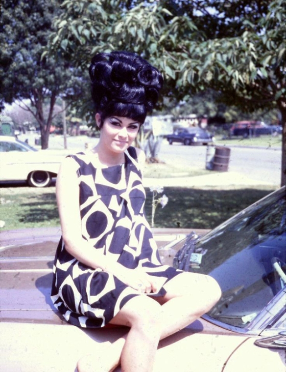Big hairs in the 1960s (6)
