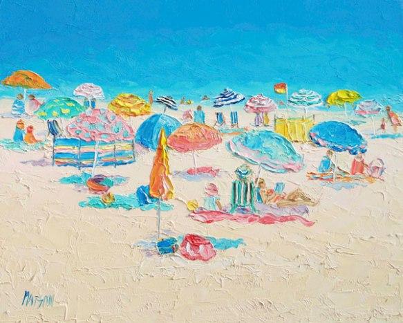 JM-Feature-Crowded-Beach-Painting-by-Jan-Matson-jpeg