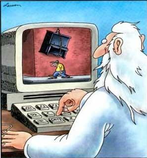 computer-God